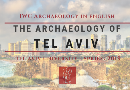 IWC Continues to Explore Tel Aviv's Ancient Past