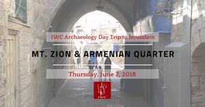 Jerusalem Armenian Quarter