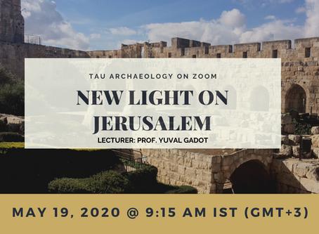 💡Shedding New Light on Ancient Jerusalem