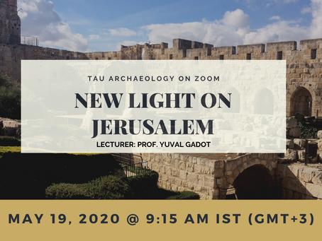 💡Shedding New Light on Ancient Jerusalem