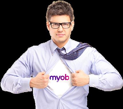 MYOB Super Hero