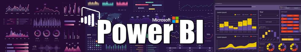 Power Bi Hi Res Banner 2000 with MS Logo