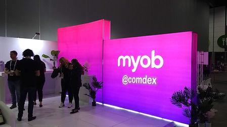 MYOB and Comdex
