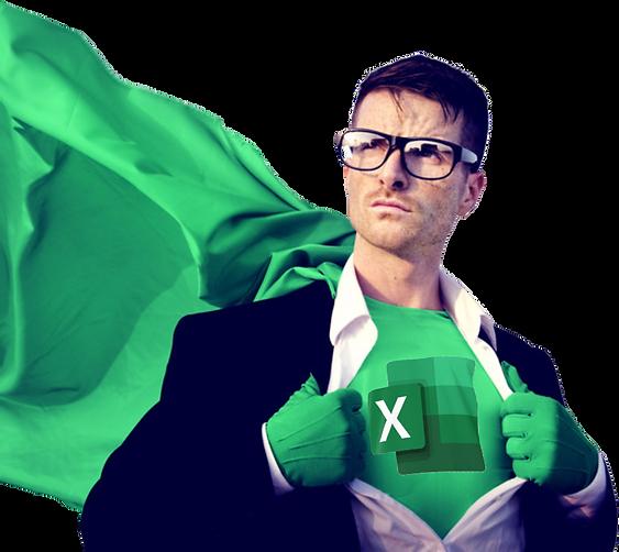 Excel Superhero