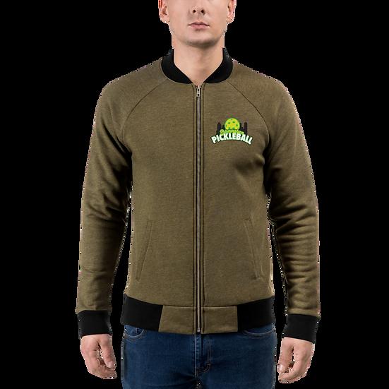 Bham Unisex Bomber Jacket
