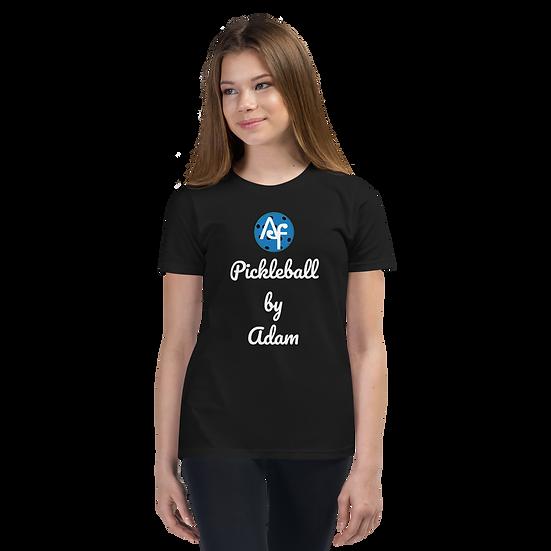 Pickleball by Adam Youth Short Sleeve T-Shirt