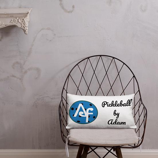 Pickleball by Adam Premium Pillow