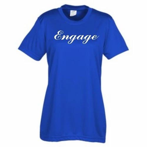 Engage Basic Ladies Short Sleeve