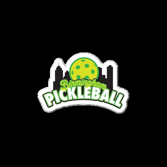 Bham Bubble-free stickers