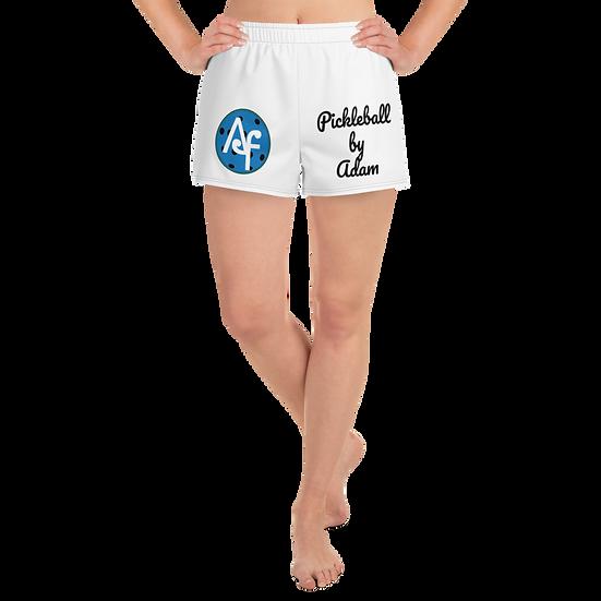 Pickleball by Adam Women's Athletic Short Shorts