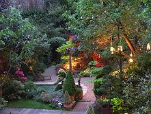 Privatiser un jardin à paris. Configuration du jardin pour organiser les réceptions