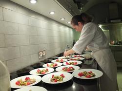 Le Chef M. de La Selle