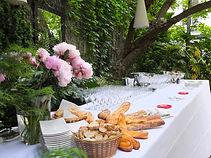 Privatiser un jardin à paris. Cocktail et réception au Jardin des Bauches