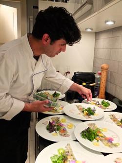 Le Chef R. Briones