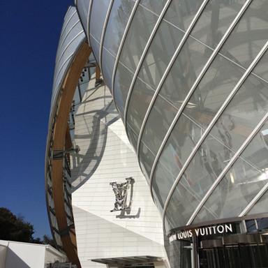 路易威登基金會 Fondation Louis Vuitton