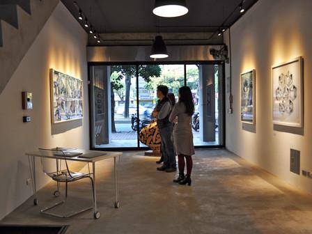 傑夫.羅伯 Jeff Robb | 立體攝影展覽開幕 solo exhibition
