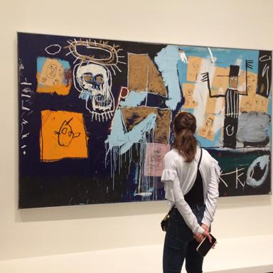 巴斯奇亞 Jean-Michel Basquiat