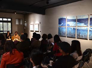 藝術家座談會
