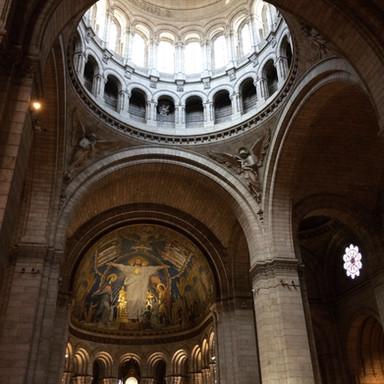 聖心堂 Basilque du Sacré-Coeur