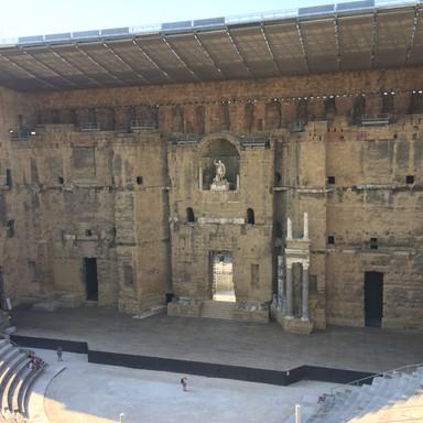 羅馬競技場 Théâtre Antique Orange