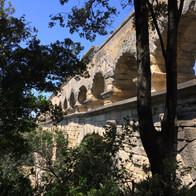 羅馬水道橋 Pont du Gard