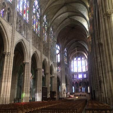聖但尼聖殿主教座堂 Basilique Saint-Denis