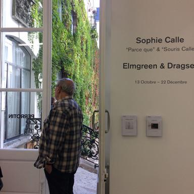 巴黎當代藝術畫廊 Galeries au Marais