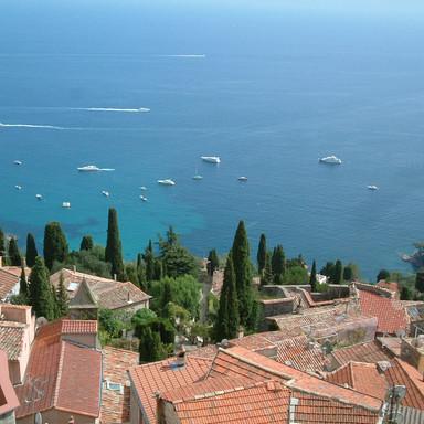 蔚藍海岸 Côte d'Azur
