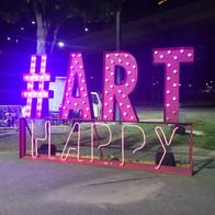 #Art Happy