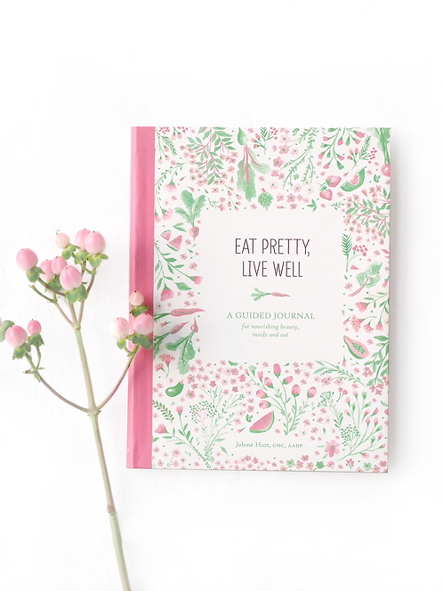 Eat Pretty, Live Well – päivyri