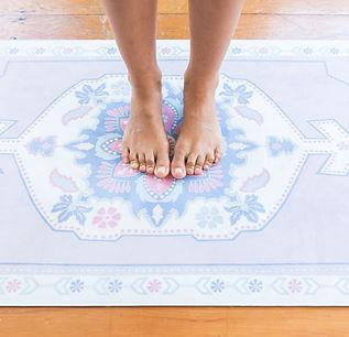 Joogamatto yin yoga