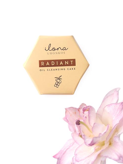 Radiant – Tyrni – puhdistuskakku kaikille ihotyypeille