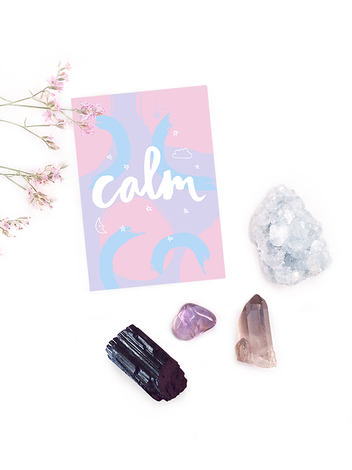 Calm Crystal Set – kivisetti