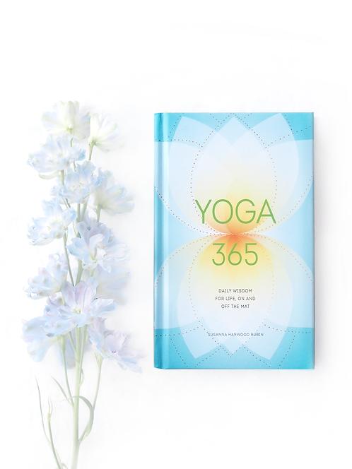 Yoga 365 – Susanna Harwood Rubin