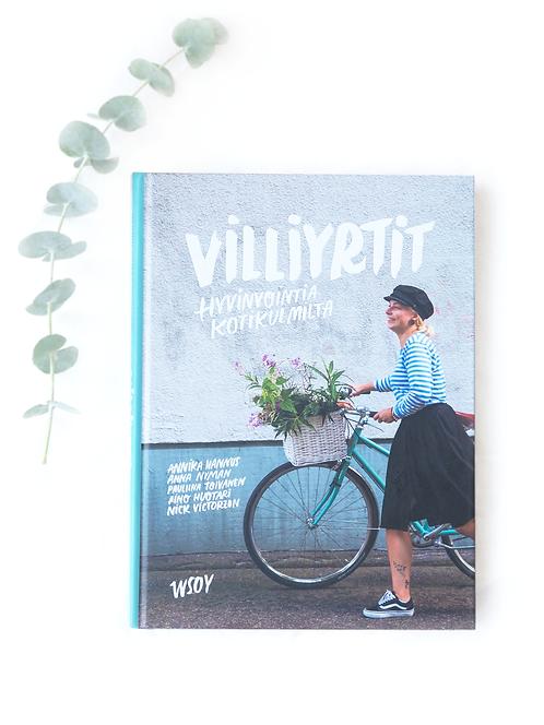 Villiyrtit – Annika Hannus, Anna Nyman & Pauliina Toivanen