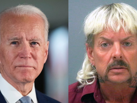 Biden & Exotic: A Tale Of Two Joes