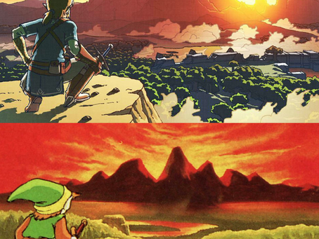 A Love Letter To The Legend Of Zelda: The Most Consistently Excellent Interactive Series Of All Time