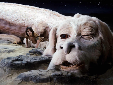The Neverending Story: A Five-Part Adaptation