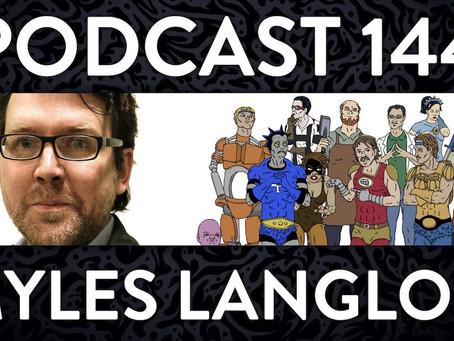 Happy Birthday, Myles Langlois!