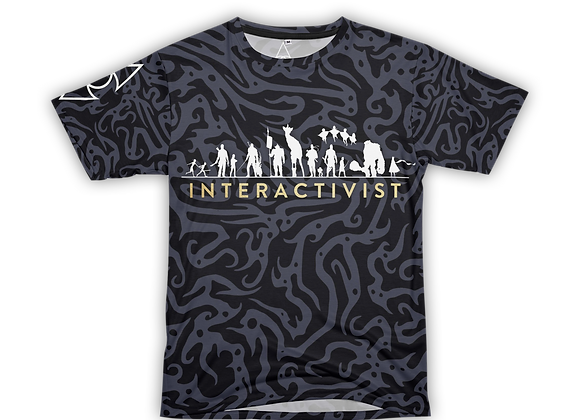'Interactivist' Tee (Melbourne International Games Week 2021)