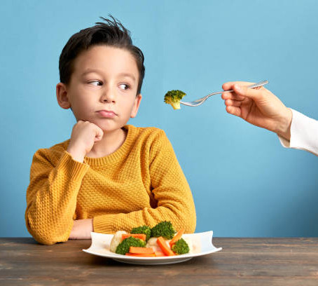 Children's Nutrition: Tips for Managing Fussy Eaters