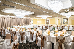 La Villa Main Banquet Hall