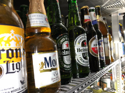 Variety of Beer to Choose From