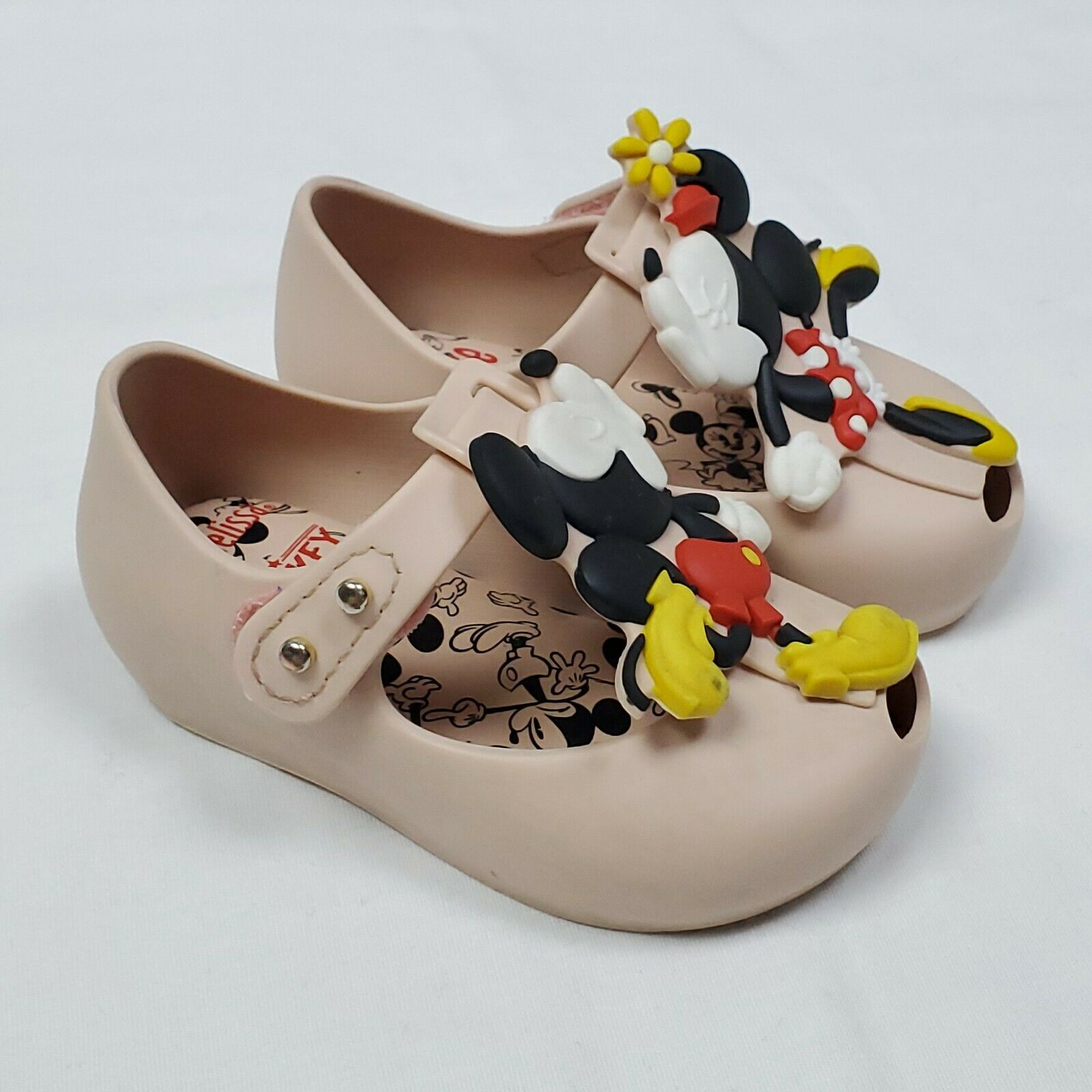 Mr. & Mrs. Mouse Mary Jane Flats