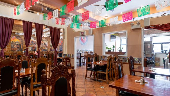 Small Intimate Dining Area Garcia's Restaurant