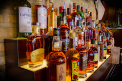 Crawford's Whiskey Selection
