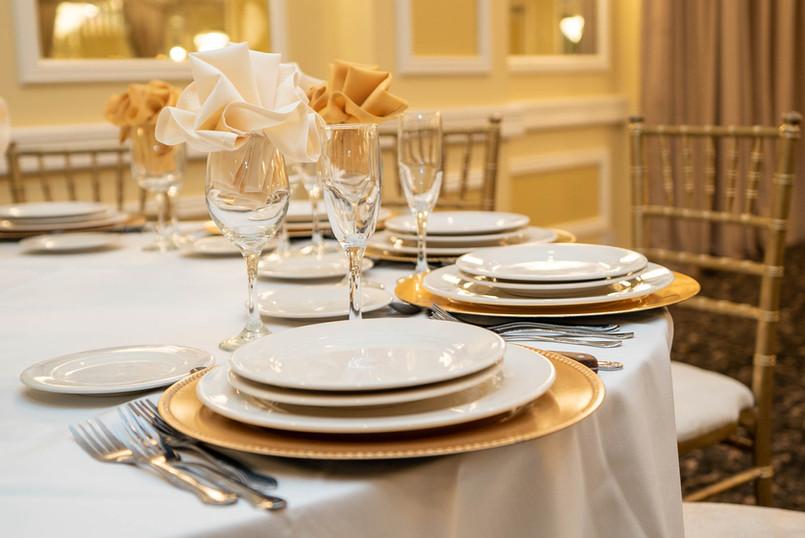 LaVilla Alta Bella Table Setting