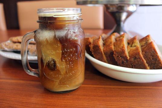 Coffee and banana bread.jpg