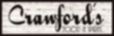 Crawford's Food & Spirit Logo