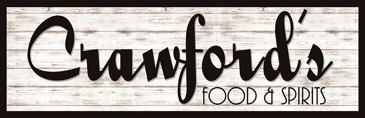 Crawford's Food & Spirit Logo